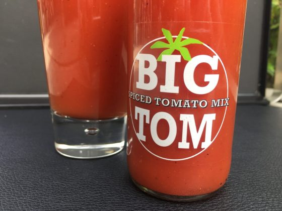 Anti-katertip Big Tom spiced tomato mix